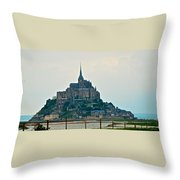 Medieval Wonder Throw Pillow