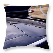 Memories And Reflections Throw Pillow