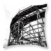 Memphis Pippin Throw Pillow