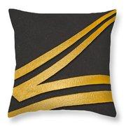 Merge Throw Pillow by Paul Wear