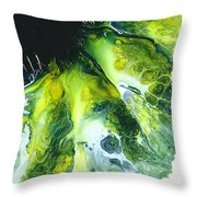 Mermaid Song Throw Pillow