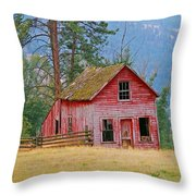 Merritt Farmhouse Throw Pillow