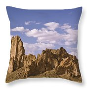 Mesa 2 Throw Pillow