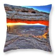 Mesa Throw Pillow