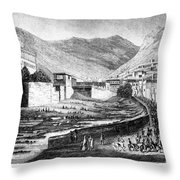 Mexico: Guanajuato Throw Pillow