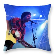 Michael Hartenberger Throw Pillow