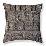 Milan Parco Sempione Throw Pillow by Joana Kruse