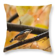 Mission Possible Throw Pillow