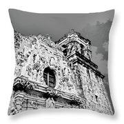 Mission San Jose San Antonio Tx Throw Pillow