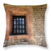 Mission San Juan Capistrano 10 Throw Pillow