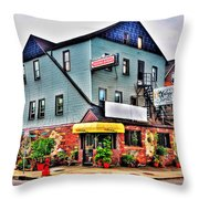 Mixology 0002 Throw Pillow