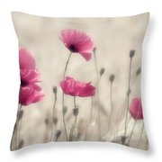 Summer Feelings For You Throw Pillow