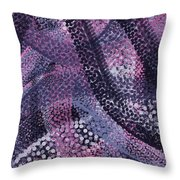 Moment By Moment Throw Pillow by Bonnie Bruno