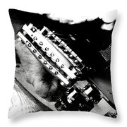 Moment Of Brilliance Throw Pillow