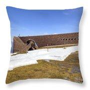 Monte Tamaro Throw Pillow