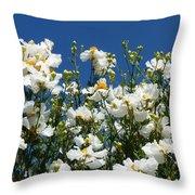 Monterey Beauty Throw Pillow