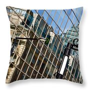 Montreal Je T'aime Throw Pillow