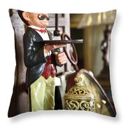 Monty Throw Pillow