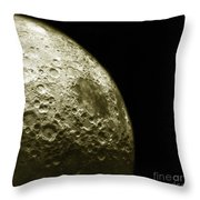 Moons Southern Hemisphere Throw Pillow by Science Source