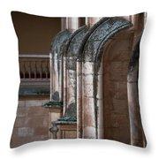 Moorish Flourish Throw Pillow