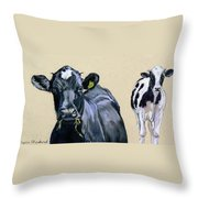 More Than Just A Number Throw Pillow