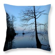 Morning Serenity 2 Throw Pillow