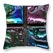 Mosaic 15 Throw Pillow