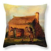 Mosler: Lost Cause, 1868 Throw Pillow