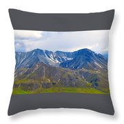 Motions Of Earth Throw Pillow