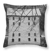 Motor Mill Bw3 Throw Pillow