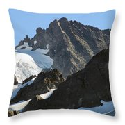 Mountain's Majesty Throw Pillow