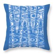 Moveonart Abstractice Throw Pillow