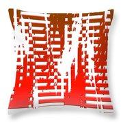 Moveonart Builtfordestruction Throw Pillow