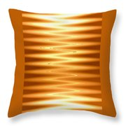 Moveonart Electriclightblessing Throw Pillow