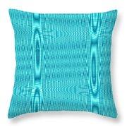 Moveonart Indianartprayer Throw Pillow