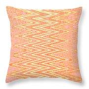 Moveonart Joyforstrength Throw Pillow