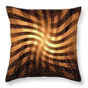 Moveonart Lightcomingthrough Throw Pillow