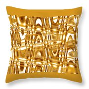 Moveonart Mysteryunsolved Throw Pillow