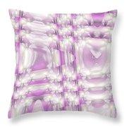 Moveonart Nomoresuffering Throw Pillow