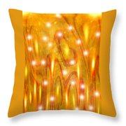 Moveonart Praiseandworship Throw Pillow