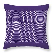 Moveonart Spacedecor Throw Pillow