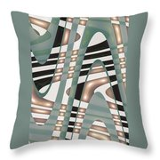 Moveonart Sufficient Throw Pillow