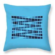 Moveonart Techknowtech Throw Pillow