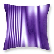 Moveonart Withhelpofpurple Throw Pillow