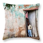 Mozambique - Land Of Hope Throw Pillow
