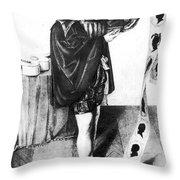 Mozart: Don Giovanni Throw Pillow