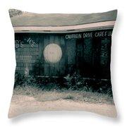 Mr Bs Jeanerette- Louisiana Throw Pillow