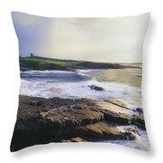 Mullaghmore, Co Sligo, Ireland Throw Pillow