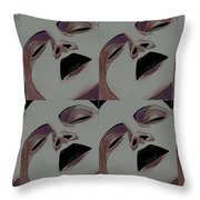 Multiple Passion Throw Pillow