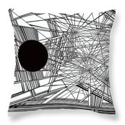 Multiworld The Third Throw Pillow